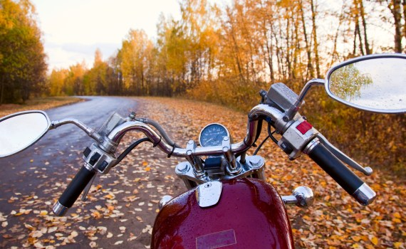 Ride Motorcycles on the Blue Ridge Parkway