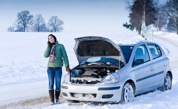 Tips for getting your car ready for winter