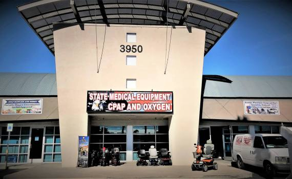 Medical Equipment For Rent in Las Vegas, Nevada