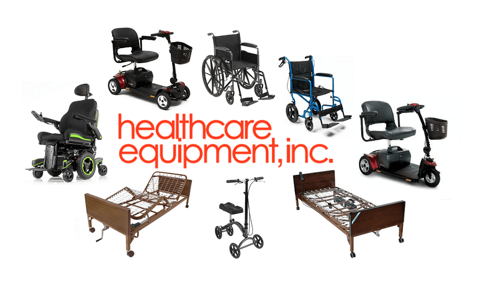 Healthcare Equipment Inc. Rental Equipment