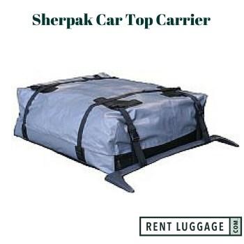 sherpak car top carrier