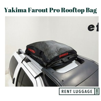 Yakima FarOut Pro Rooftop Cargo Bag