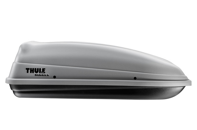 Awesome Rent: Thule Sidekick 682 Rooftop Carrier Cargo Box