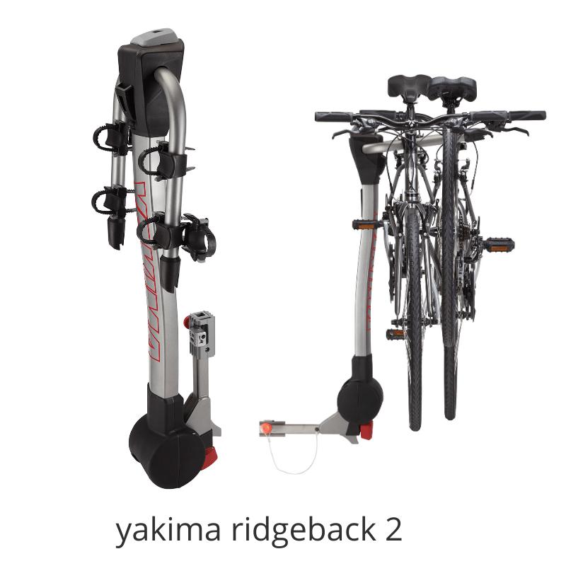 yakima ridgeback 2 bike hitch mount rack 8002457 we take offers
