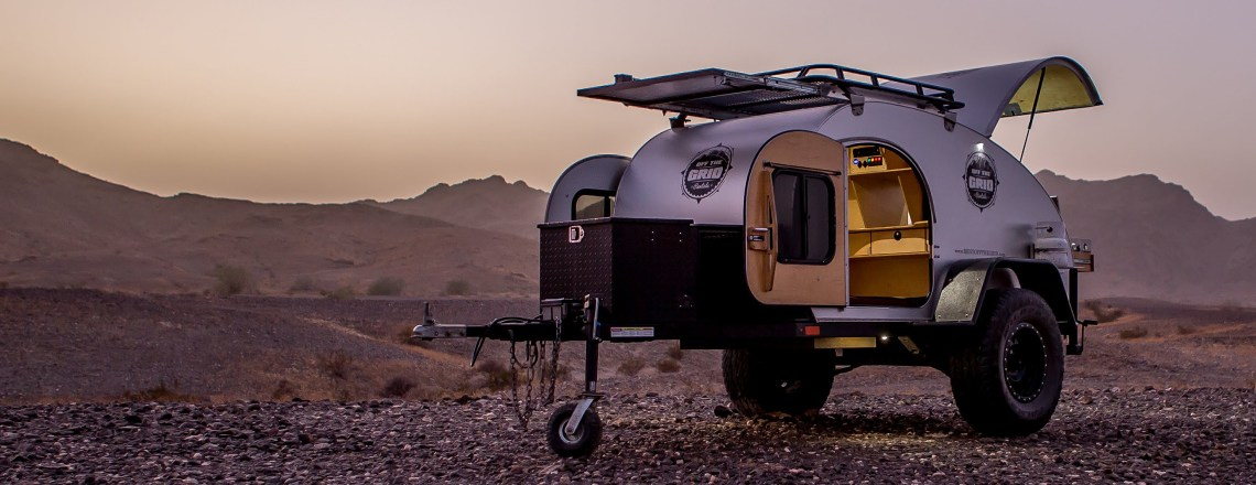 Off Road Teardrop Trailers