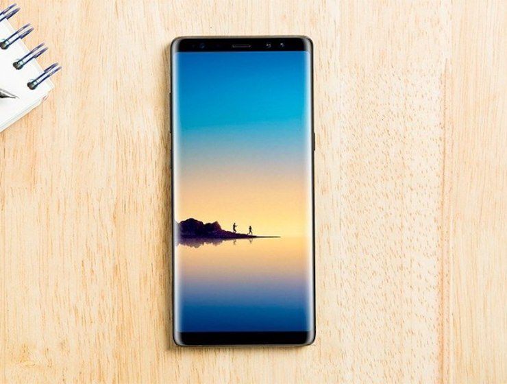 Rent Samsung Note 8 Features & Specifications