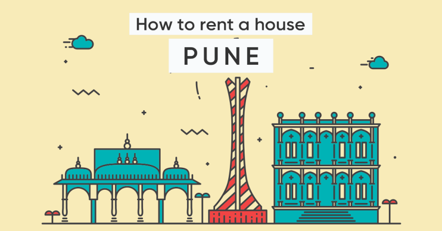 Rent a house in Pune