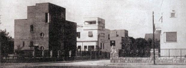 1931 - Modernistična soseska (če kdo ve, katera, se priporočam)