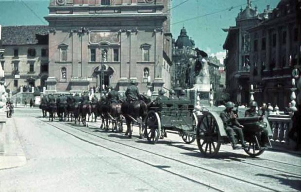 1942 - Italijanska okupacija