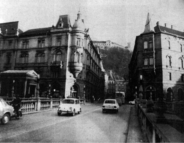 1978 - Tromostovje in Ljubljanski grad