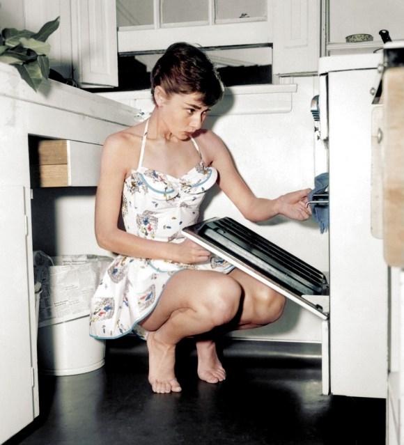 Audrey Hepburn (foto: klassixx/Reddit)