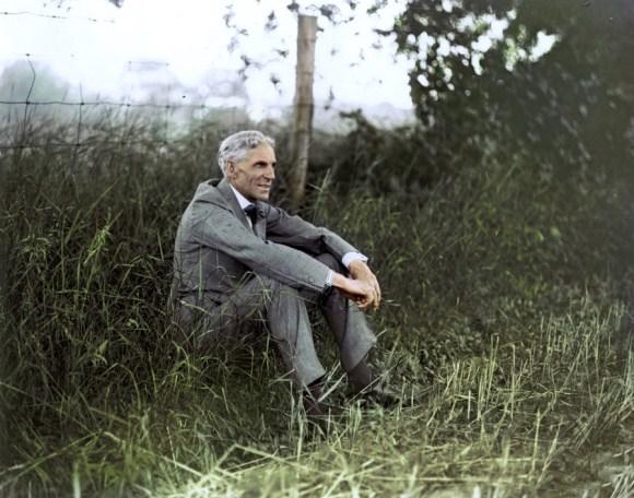 Henry Ford, 1919 (foto: klassixx/Reddit)