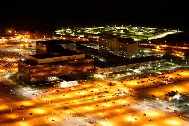 Štab NSA   foto: Trevor Paglen/Creative Time Reports