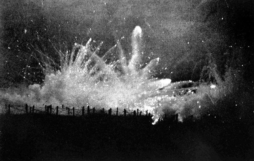 Nemško zaporno obstreljevanje Ypresa, 1915