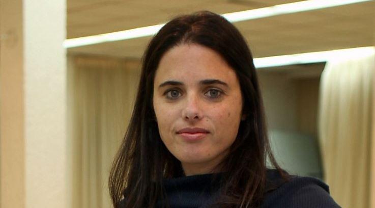 Ayelet Shaked, izraelska političarka, ki je pozivala k genocidu | Times of Israel