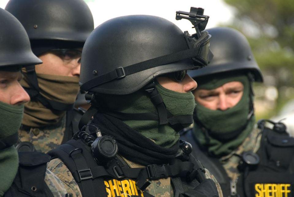 Militarizirana policija | Wikimedia