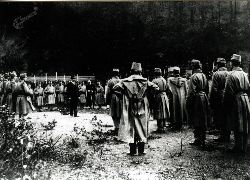 1915 - morišče Suhi bajer pod Golovcem, kjer so usmrtili vsaj 28 ljudi zaradi žaljenja cesarja ali pro-srbskih izjav