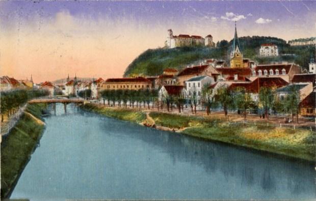 1924 - Nabrežje sv. Jakoba