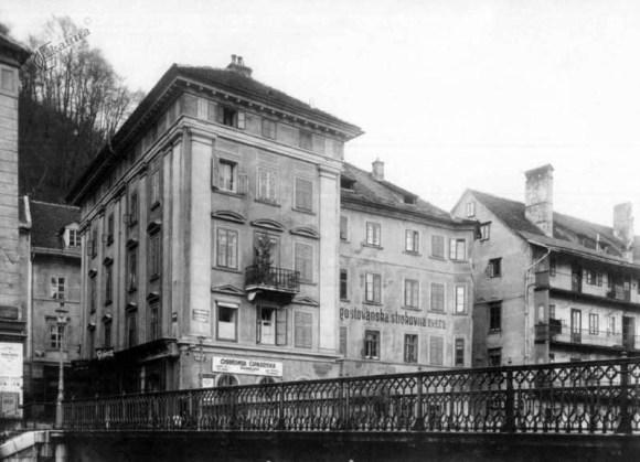 1925 - Čevljarski most, Osrednja čipkarska zadruga in Jugoslovanska strokovna zveza