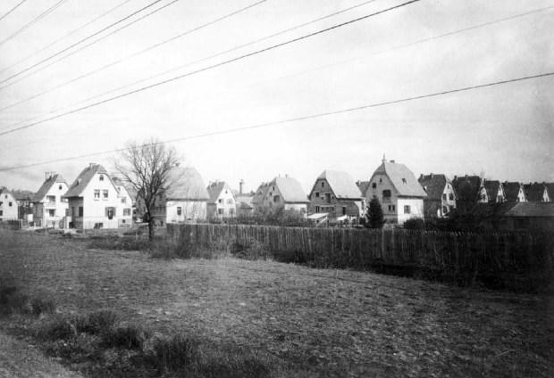 1928 - kolonija stanovanjskih hiš stavbne zadruge Stan in dom na Viču