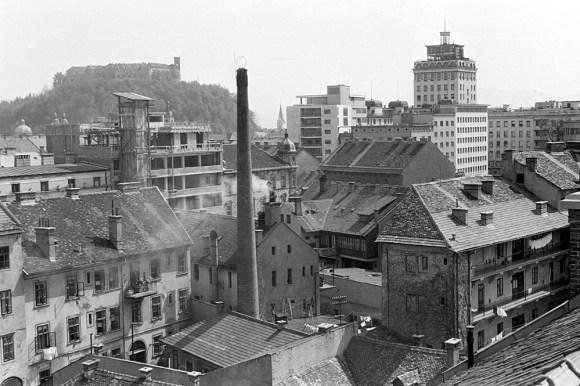 1959 - center Ljubljane