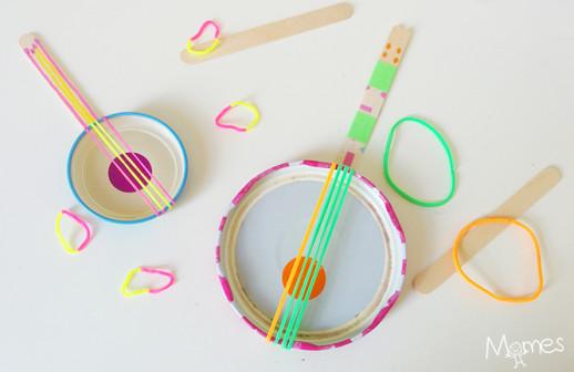 5 instruments a fabriquer