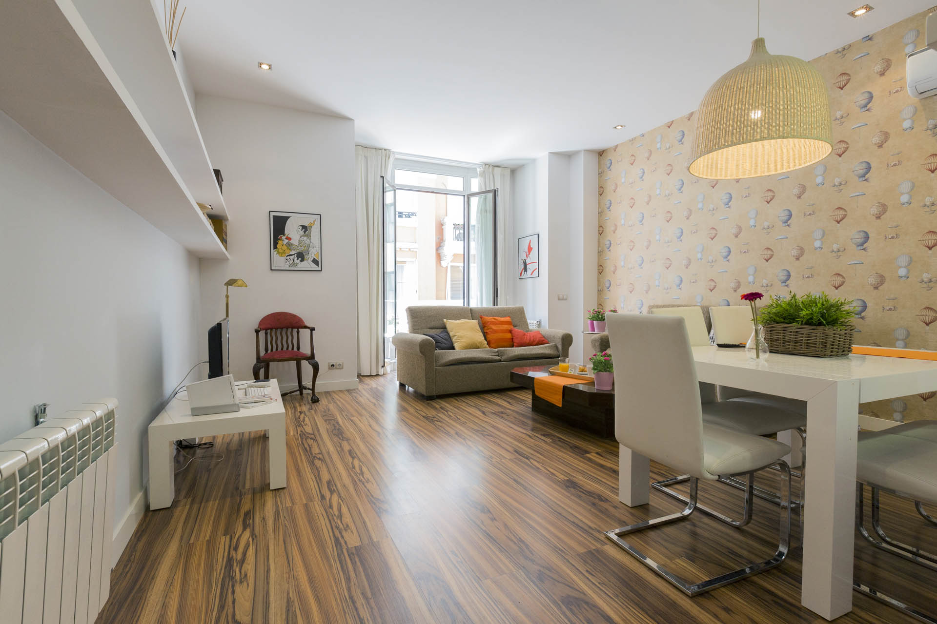 rent apartment corporate madrid