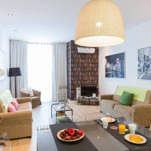 rent apartment in madrid