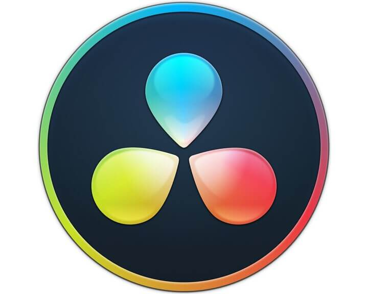 DaVinci Resolve video macbook