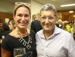 Laurie and Tom Filippini of Torrington. John McKenna Photo