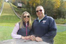 Kimberly and Joshua Zisa of West Hartford