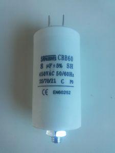 Condensateur permanent 8µF 450V