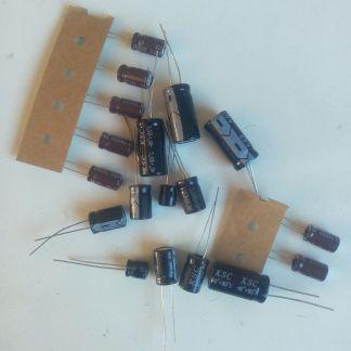 Lot de condensateurs pour réparation téléviseur Samsung