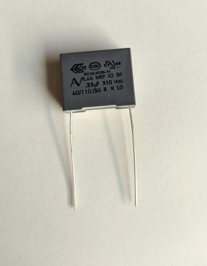 Condensateur 330nf x2
