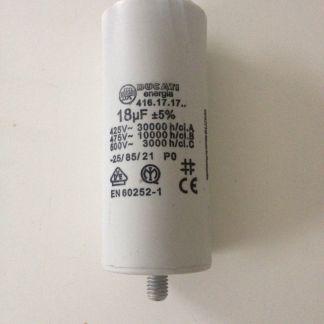 Condensateur permanent Ducati Energia