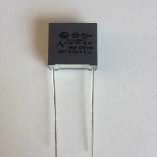 Condensateur 680nf x2 15mm