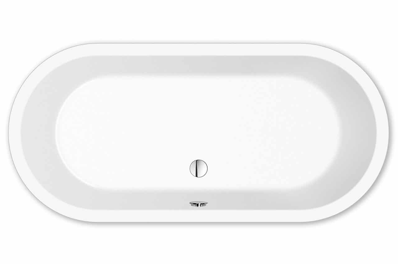 Livorno Oval F Freestanding Bath For Your Private Spa