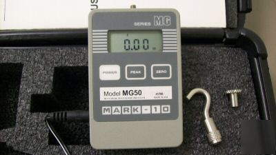 Mark 10 Mg50 Force Gauge