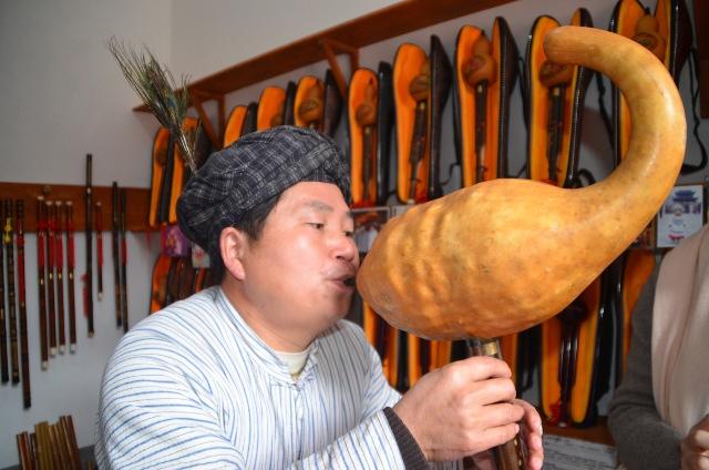 Yuchang Lou - Musicien