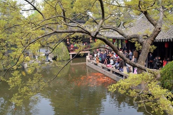 Jardin Tuisi - Tongli