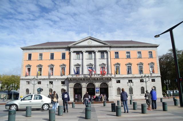 Hotel de ville - Annecy