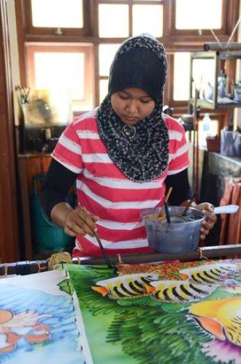 Malaisie - Batik