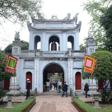 Hanoi - Van Mieu