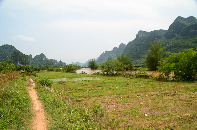 Yangshuo - Yulong River