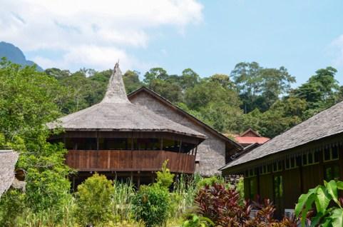 Maison longue Bidayuh