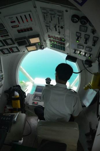 Pilote sous-marin
