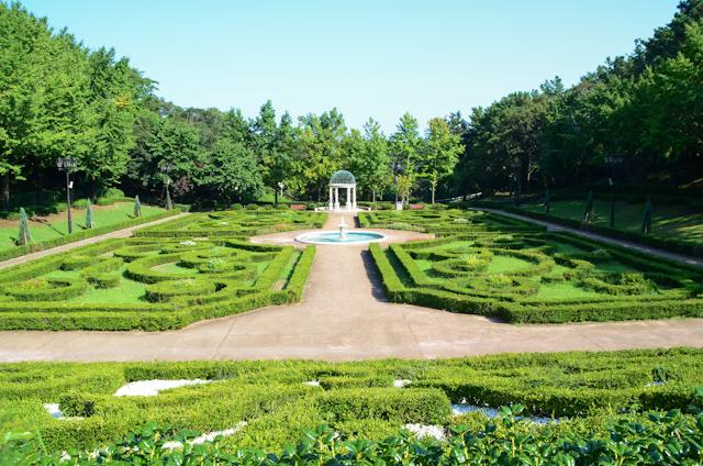 Yeomiji - jardin français