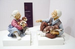 Jeju - Dak Paper Doll Museum