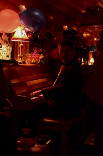 Eastern & Oriental Express - Pianist