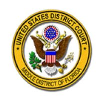 The Middle District of Florida court seal. (Provided by Middle District of Florida)